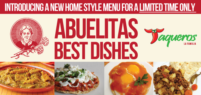 Abuelita\'s Best Dishes: Home Style Mexican Food